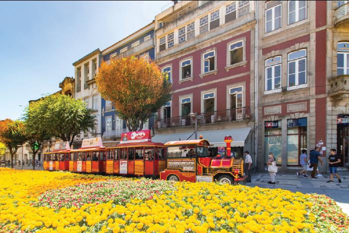 Imagem da notícia: - Braga entre as cinco melhores pequenas cidades do mundo para viver a reforma