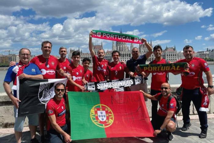 Imagem da notícia: - Portugal entra em ação no Europeu