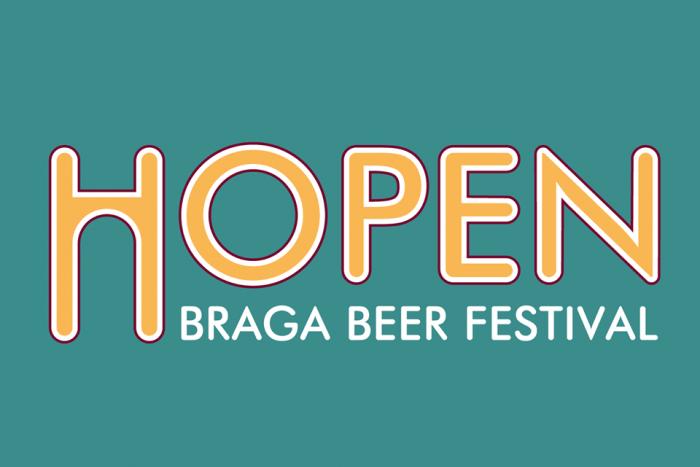 Imagem da notícia: - Está a chegar o segundo Hopen Beer Braga Festival 2020
